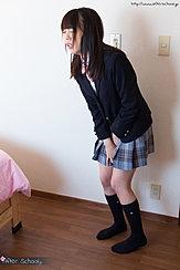 Nanami Yua Standing In Bedroom