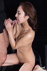 Hoshikawa Uika Licking Cum From Spent Cock