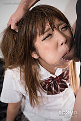 Oral Sex Cheek Bulging With Cock
